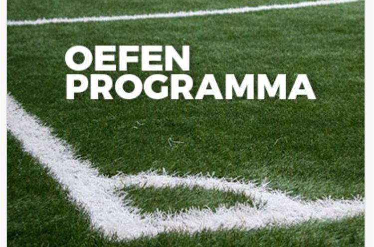 Oefenprogramma Twedo 1 en Twedo 2