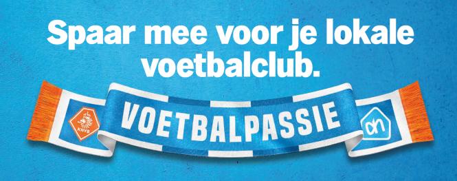 Spaarprogramma Albert Heijn voor SV Twedo